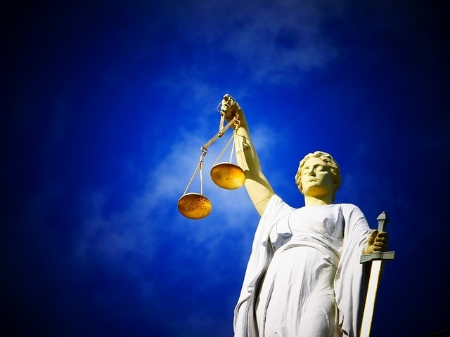 Justice Rights of Accused Person