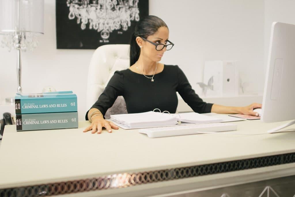 Criminal Defense Lawyer Nicole Blank Becker