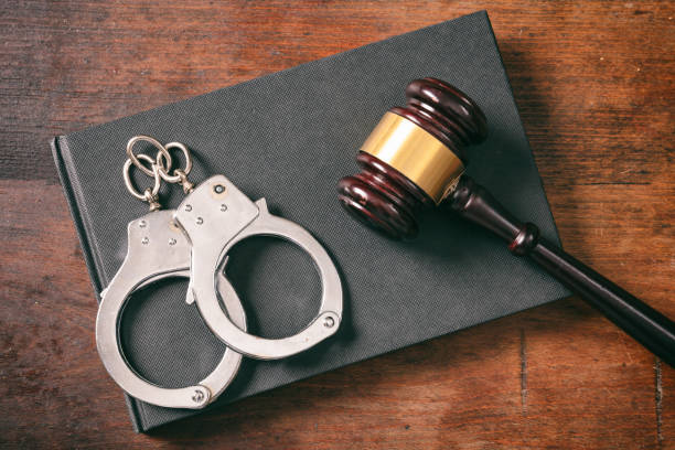 Handcuff sex offender registry