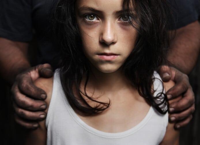 Force or coercion child molestation