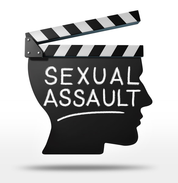Sexual assault in entertainment