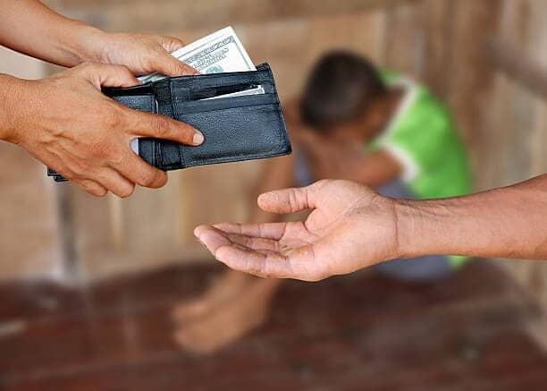 money inside wallet payment